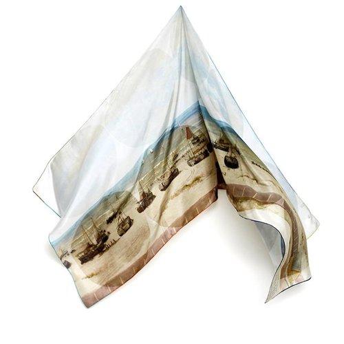 Mesdag zijden sjaal