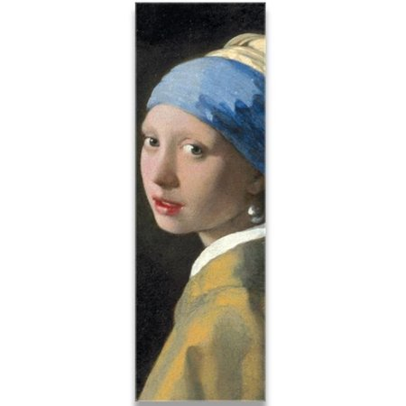 Scarf Girl with a pearl earring