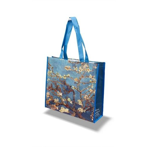 Shopper fleur d'amande van Gogh