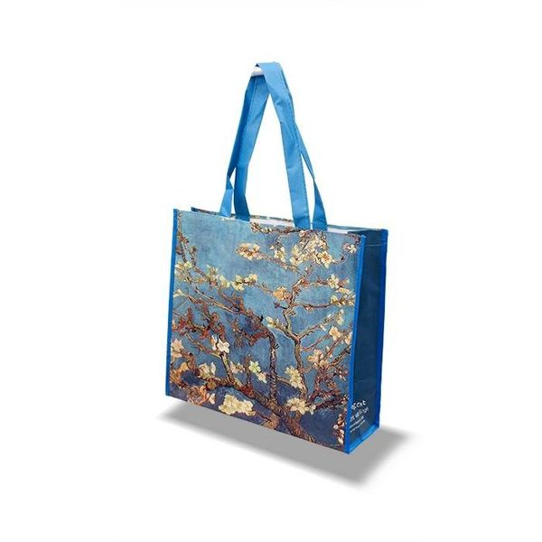 Shopper amandelbloesem van Gogh
