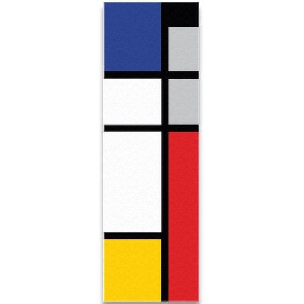Schal Mondrian