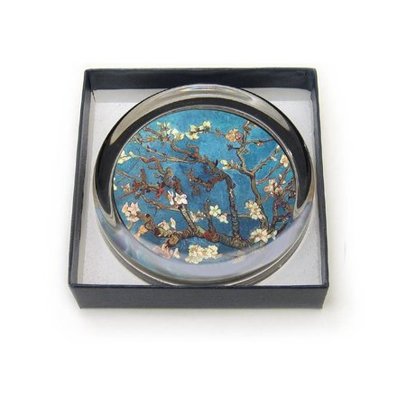 "Presse Papier van Gogh ""Almond blossom"""