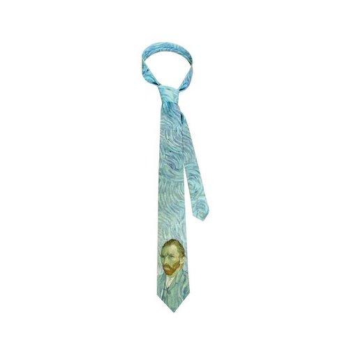 van Gogh zelfportret stropdas