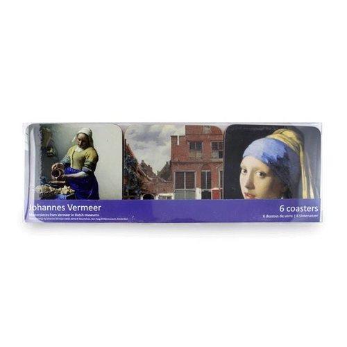 Onderzetters Vermeer