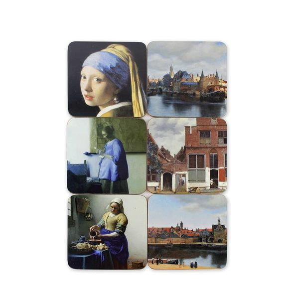 Untersetzer Vermeer