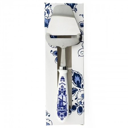 Cheese slicer Delft blue