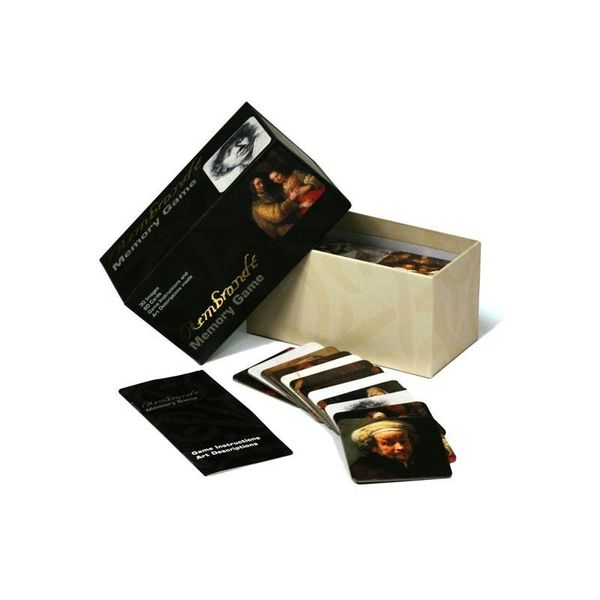 Memory game - Rembrandt