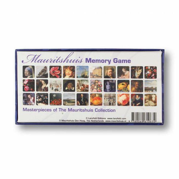 Mauritshuis mémoire