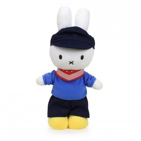 Miffy als Bauer