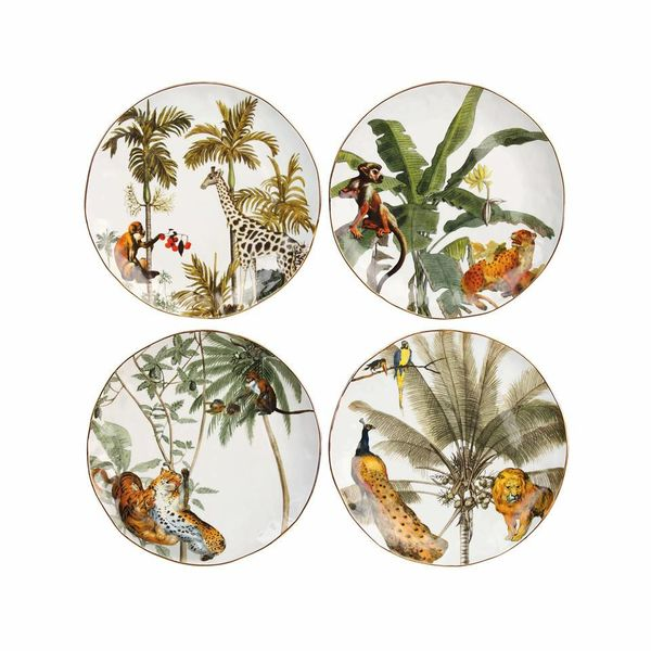 Jungle plates set