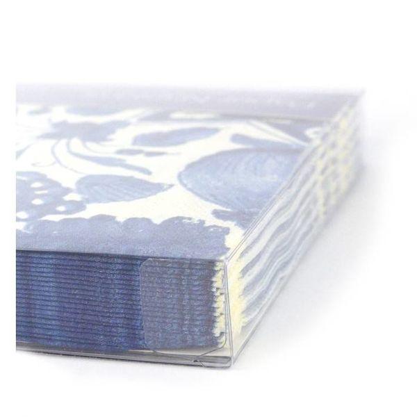 """Serviettes """"bleu de Delft"""""""
