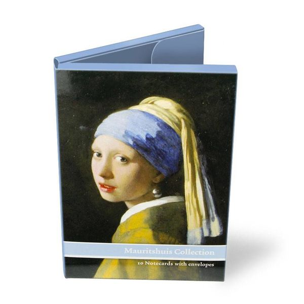 Folder with cards Mauritshuis collection
