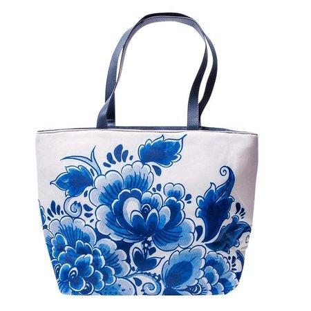 Tasche delft blau