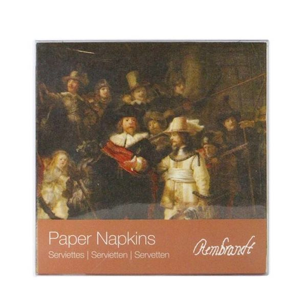 Night watch napkins
