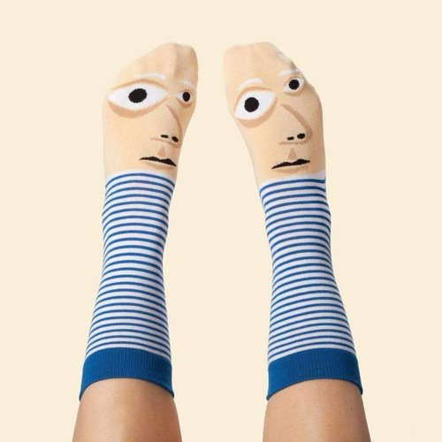 Picasso feetasso socks