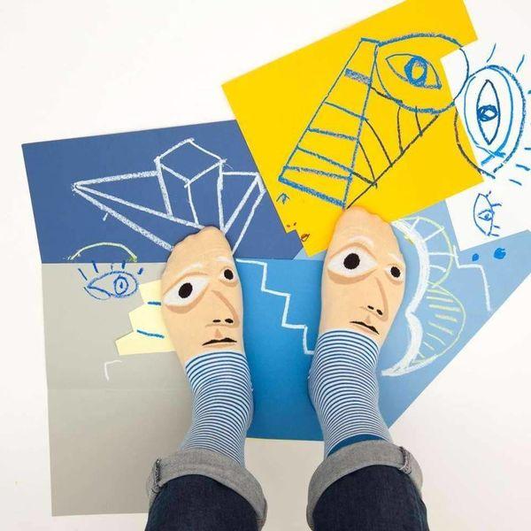Feetasso sokken