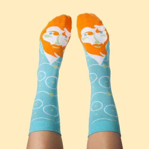 van Gogh chatty socks