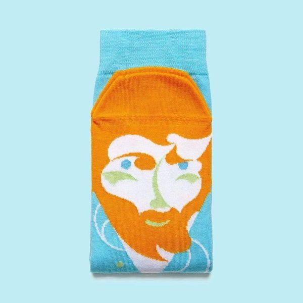 van Gogh chatty socks