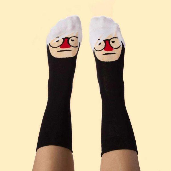 Andy Warhol chatty sokken