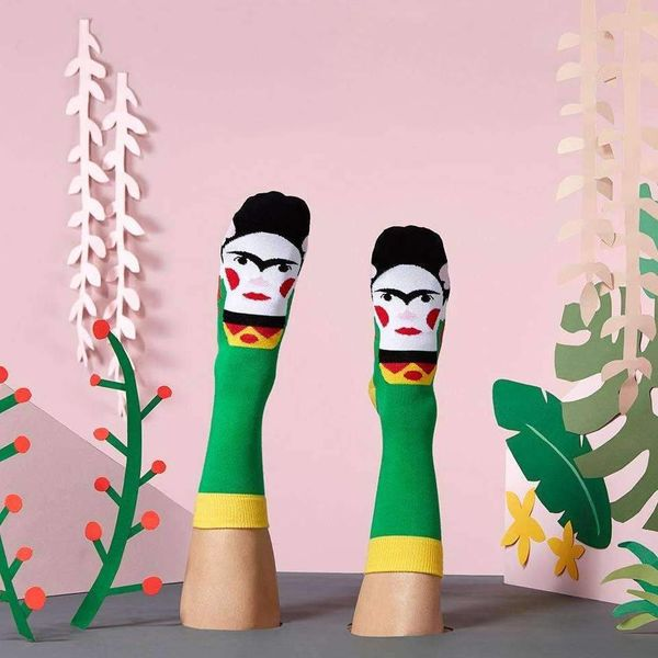 Frida Callus sokken van ChattyFeet