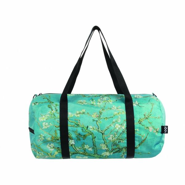 Weekender bag by Gogh almond blossom