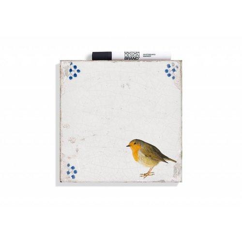 Schreibe dein eigenes Weisheitsfliesen-Robin