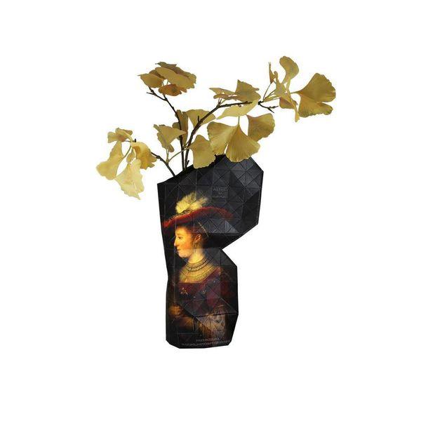 Paper vase Cover Saskia van Uylenburgh - Rembrandt