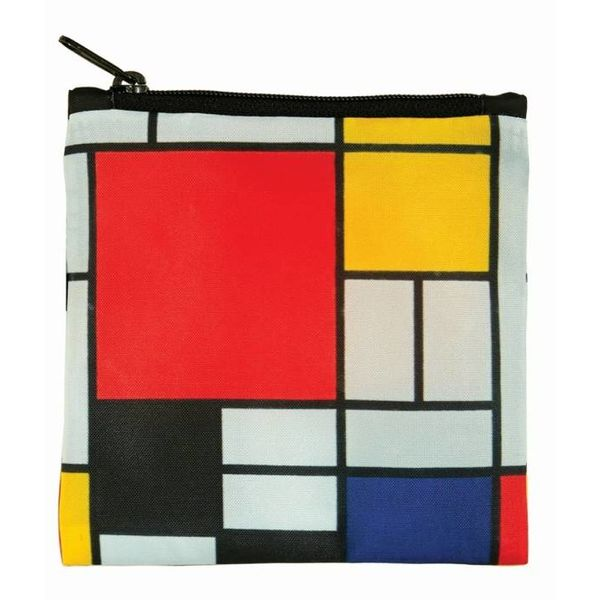"Folding bag ""Mondriaan"""