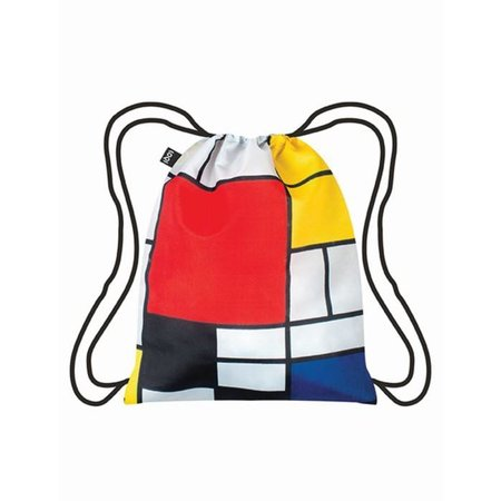 Mondrian backpack