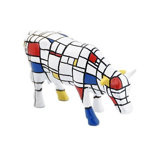 Moondrian cowparade