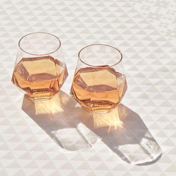 Radiant glass set