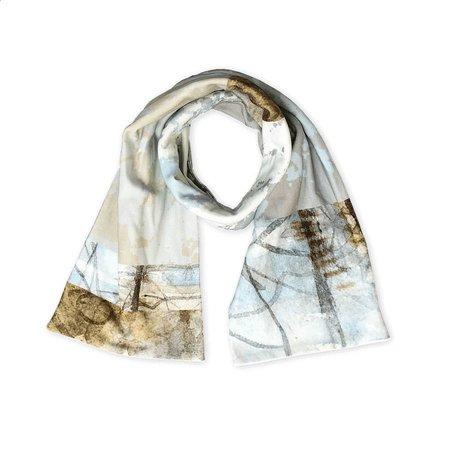 Vincent van Gogh warmer Schal