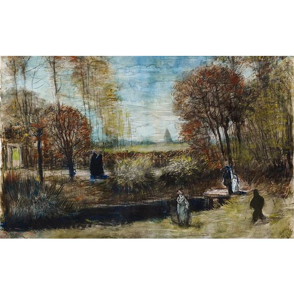 Écharpe chaude Vincent van Gogh