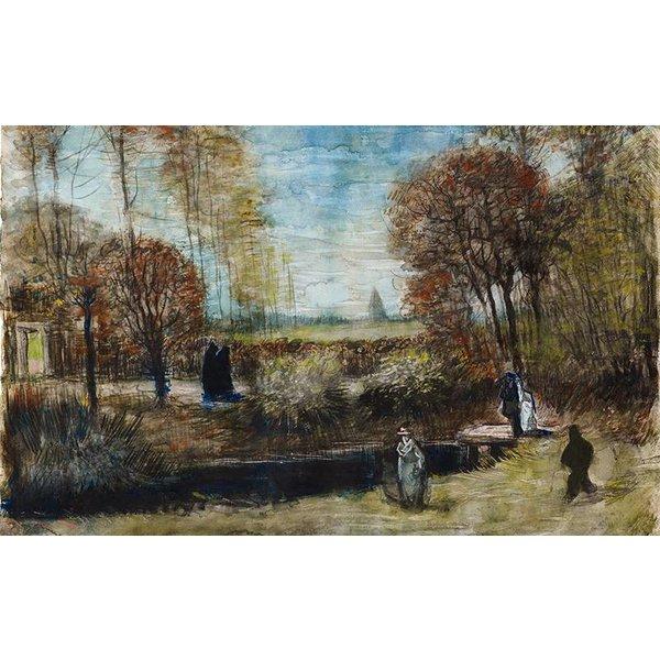 Vincent van Gogh warm scarf