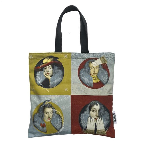 "Rembrandt bag ""Out with Saskia"""