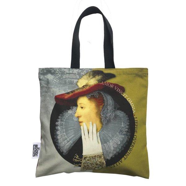 "Rembrandt tas ""Op stap met Saskia"""
