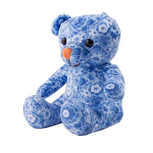 Delfts blauw teddybeer