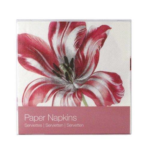 """Three Tulips"" napkins"