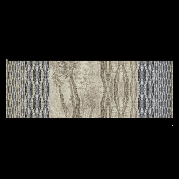 """""""Dutch trees"""" scarf"""