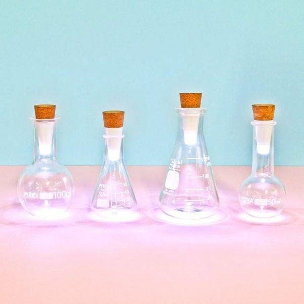 Wiederaufladbare Flaschenleuchte