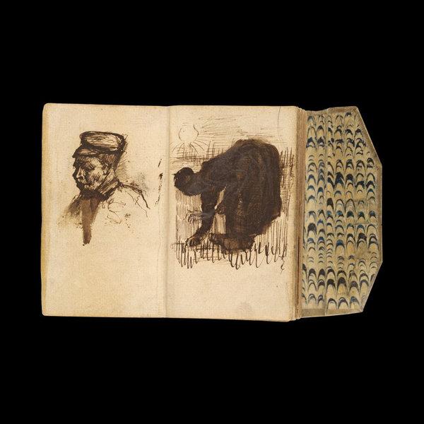 Ausgaben des Van Gogh Museum