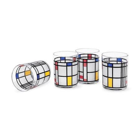 Mondrian Glas