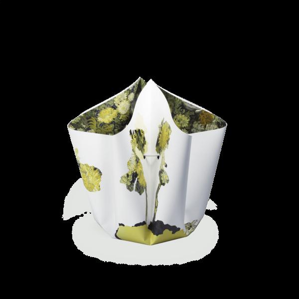 Van Gogh bow vase