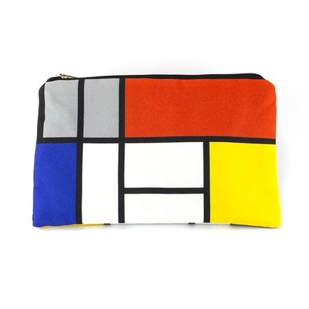 make-up tasje/ etui Mondriaan