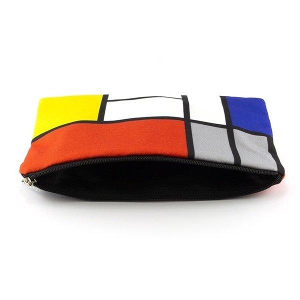 makeup bag Mondrian