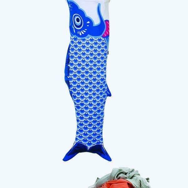Sac de linge de poisson