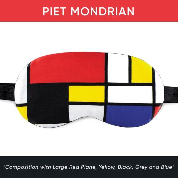 Mondrian sleep mask