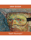 Van Gogh slaapmasker