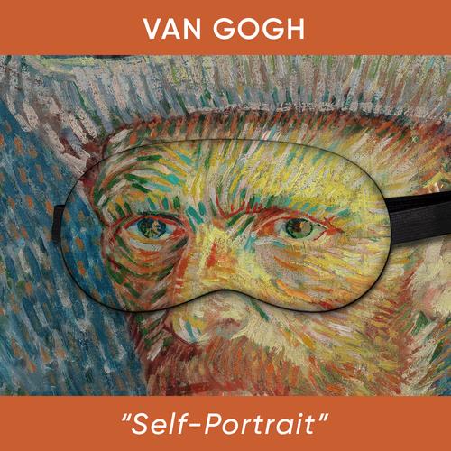Van Gogh Schlafmaske