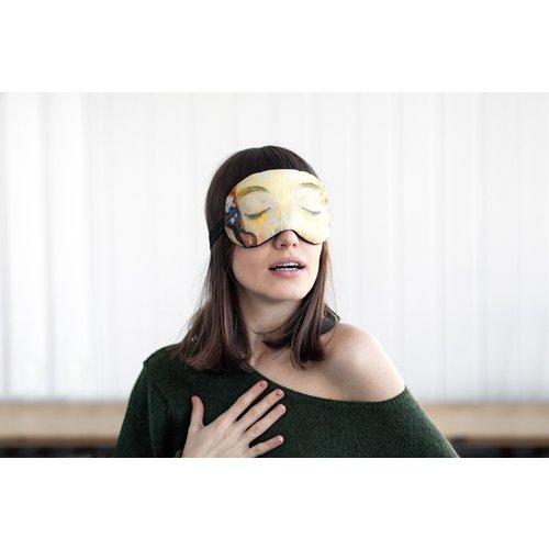 Klimt die Kuss-Schlafmaske